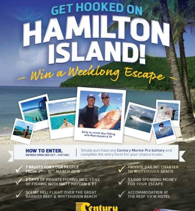 WIN a week long escape to Hamilton Island